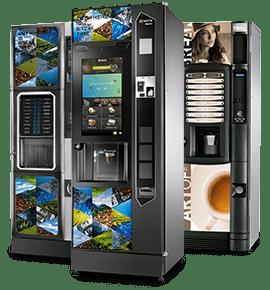 Tam Otomatik Kahve Otomatı